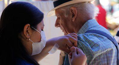 Gli anziani e il vaccino contro il coronavirus