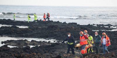 Almeno 8 migranti sono morti in un naufragio nelle Canarie, in Spagna