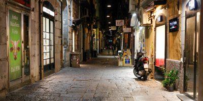 Campania e Toscana diventano aree rosse
