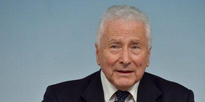 È morto Renzo Gattegna, ex presidente dell'Unione delle Comunità ebraiche italiane