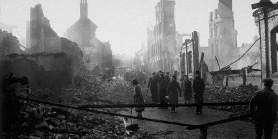 Come il bombardamento di Coventry cambiò la storia europea