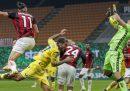 Serie A, risultati e classifica della settima giornata