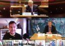 Questo giornalista non doveva essere in una riunione riservata dei ministri della Difesa europei