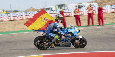 Lo spagnolo Joan Mir ha vinto il Mondiale della MotoGP, il primo per la Suzuki dal 2000