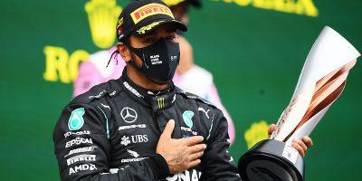 Lewis Hamilton ha vinto il Mondiale di Formula 1 per la settima volta