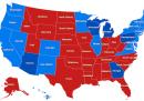 La mappa finale della vittoria di Joe Biden negli Stati Uniti