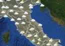 Le previsioni meteo per martedì 3 novembre