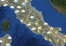 Le previsioni meteo per domani, venerdì 27 novembre