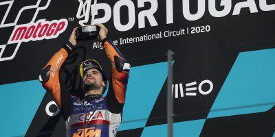 Miguel Oliveira ha vinto il Gran Premio del Portogallo di MotoGP