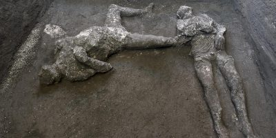 A Pompei sono stati trovati nuovi resti umani