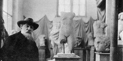 La storia di Auguste Rodin