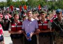 In Turchia, centinaia di persone sono state condannate al carcere per il tentato colpo di stato del 2016