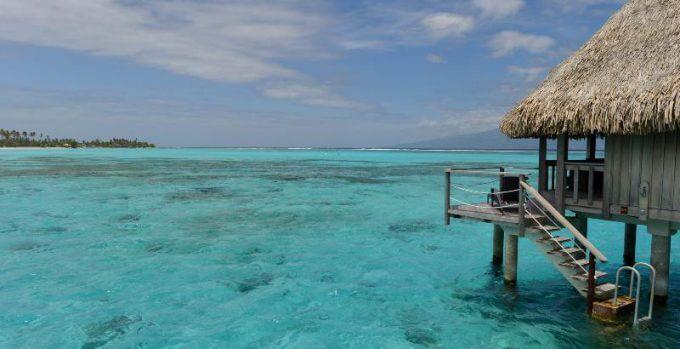 L'invenzione dei bungalow sull'acqua