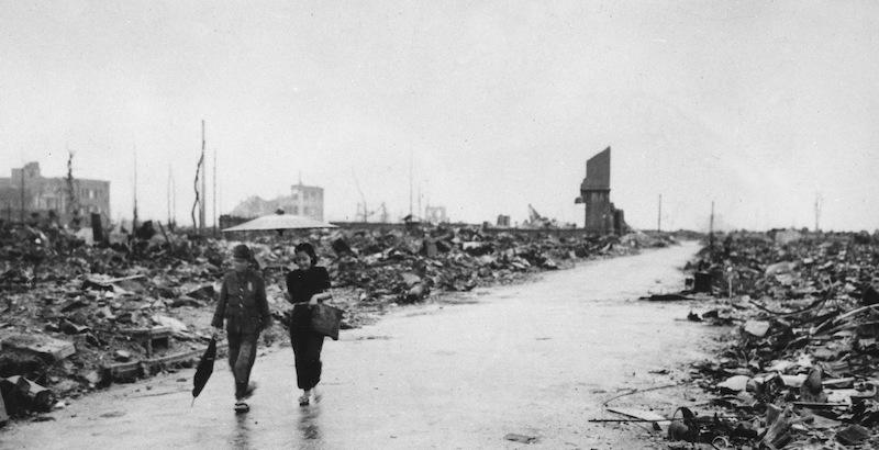 L'articolo che rivelò le bugie del governo americano su Hiroshima, nel 1945