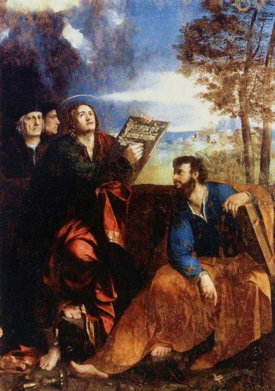 Santi Giovanni e Bartolomeo (Dosso Dossi) (nessun fico rilevato)