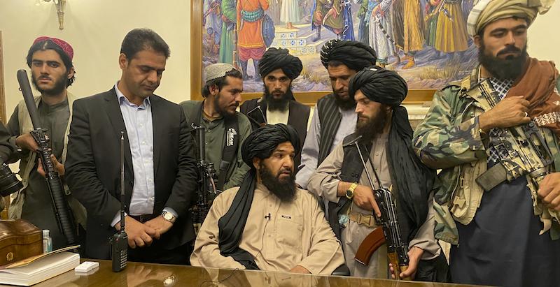 L'Afghanistan è di nuovo dei talebani - Il Post