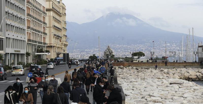 A Napoli «non ci sono i soldi»