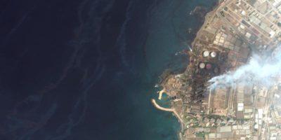 A Cipro stanno per arrivare migliaia di tonnellate di petrolio riversate nel Mediterraneo a causa di un guasto a una centrale elettrica in Siria