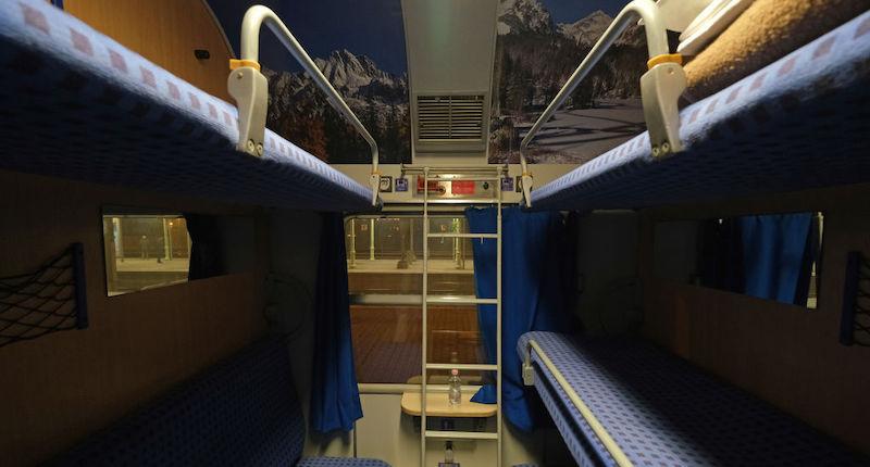 Image Il ritorno dei treni notturni in Europa