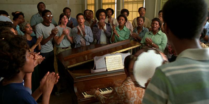 Una canzone del Contemporary gospel chorus