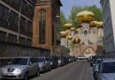 La moschea abusiva di Sucate
