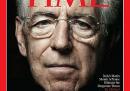 La copertina di Time su Monti, quella vera