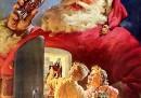 Babbo Natale è un turco