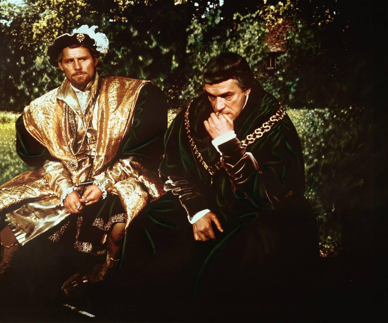 Non pensarci troppo, amico Thomas (è il film del 1966, tratto dal dramma di Bolt).