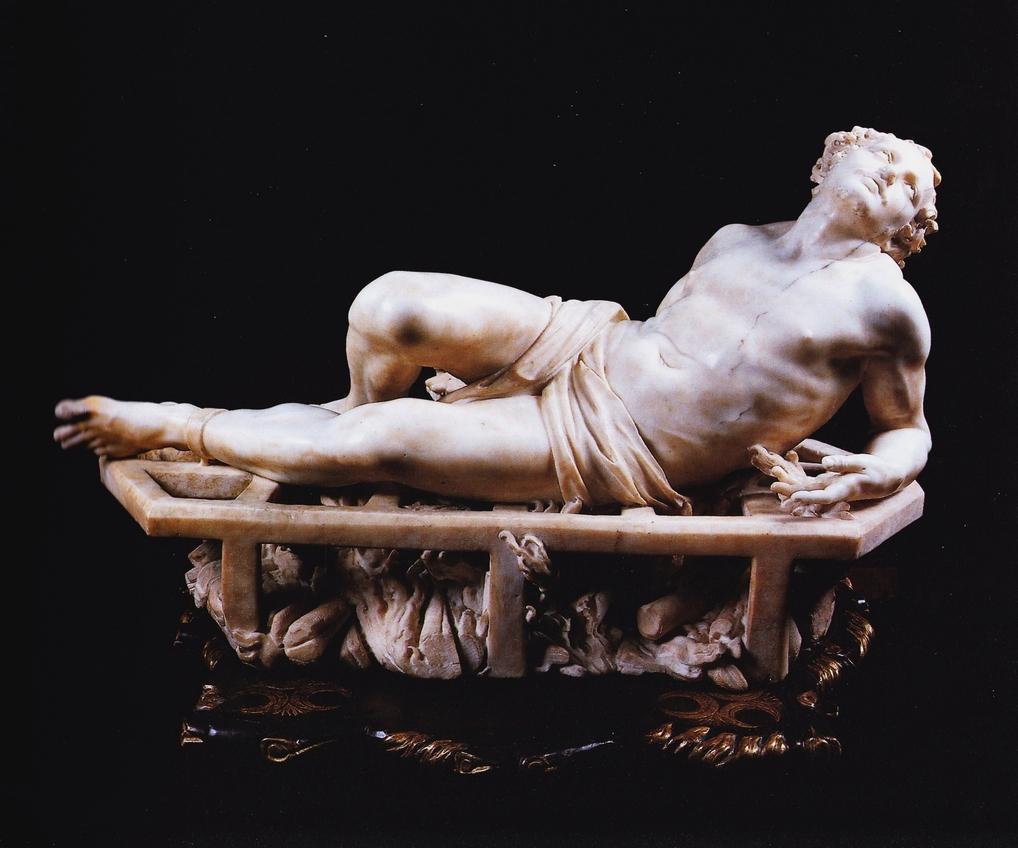 Bernini a 16 anni scolpiva così, vi rendete conto.