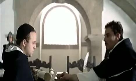 Bellarmino non c'è mai nei film dedicati ai inquisiti.